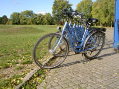 Våra cyklar